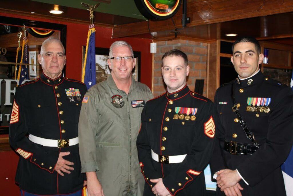 Don Ross on Veterans Day.